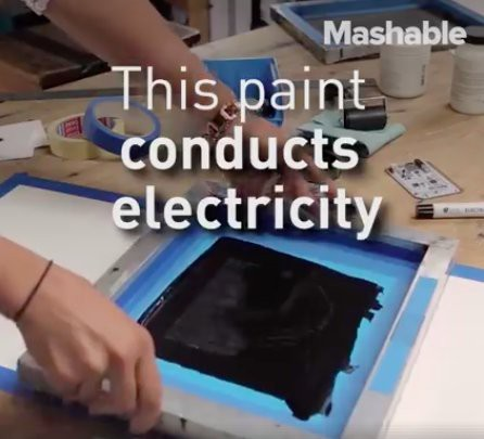 導電油墨的應用,激發我們的無限可能!!
