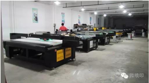 【噴墨印刷新知識】● 絲網印刷與uv平板印表機的區別