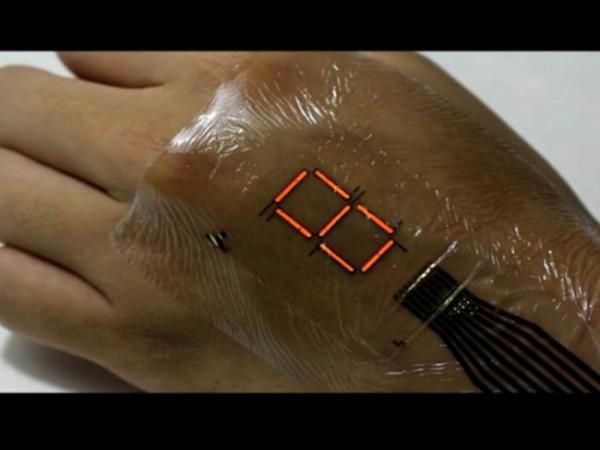 電子紋身的「酷」用法