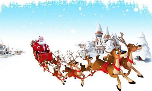 【聖誕節快樂】聖誕老公公的坐騎是什麼鹿呢?