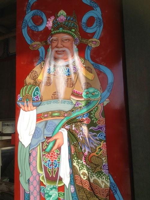 門神彩繪工程