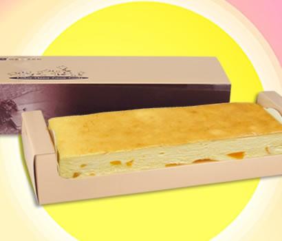 長形純乳酪