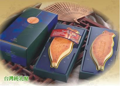 台灣純乳酪