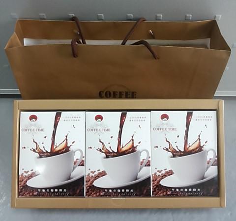 合莉520咖啡禮盒 (箱) Coffee gift box
