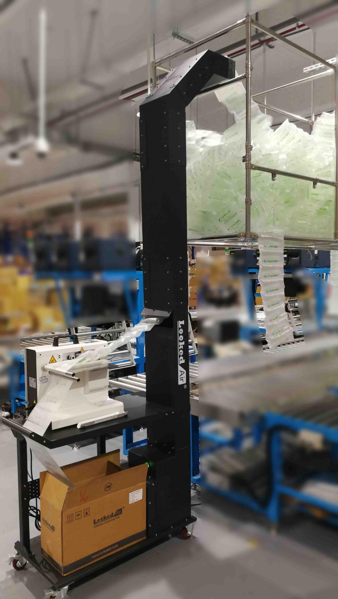 寧泰氣泡機管路系統安裝4
