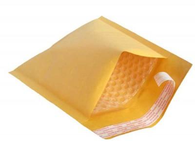 黃牛皮氣泡信封袋 (2)