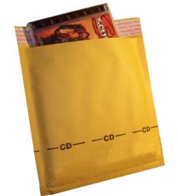 黃牛皮氣泡信封袋 (3)