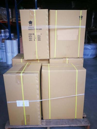 棧板拉伸彈性帶-紙箱固定-寧泰科技