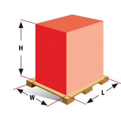 裹膜機適用棧板尺寸