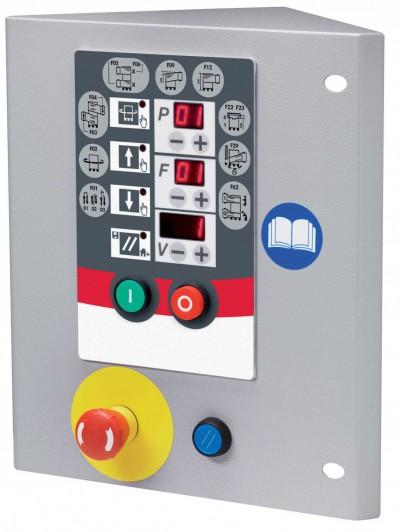 SIMPLY簡易型裹膜機控制面板