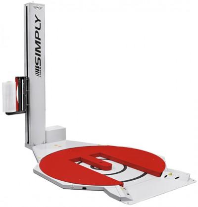 SIMPLY-TP 拖板車用裹膜機