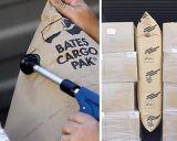 寧泰代理-歐美第一品牌BATES貨櫃充氣袋