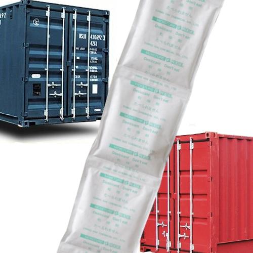 貨櫃型自黏式乾燥劑