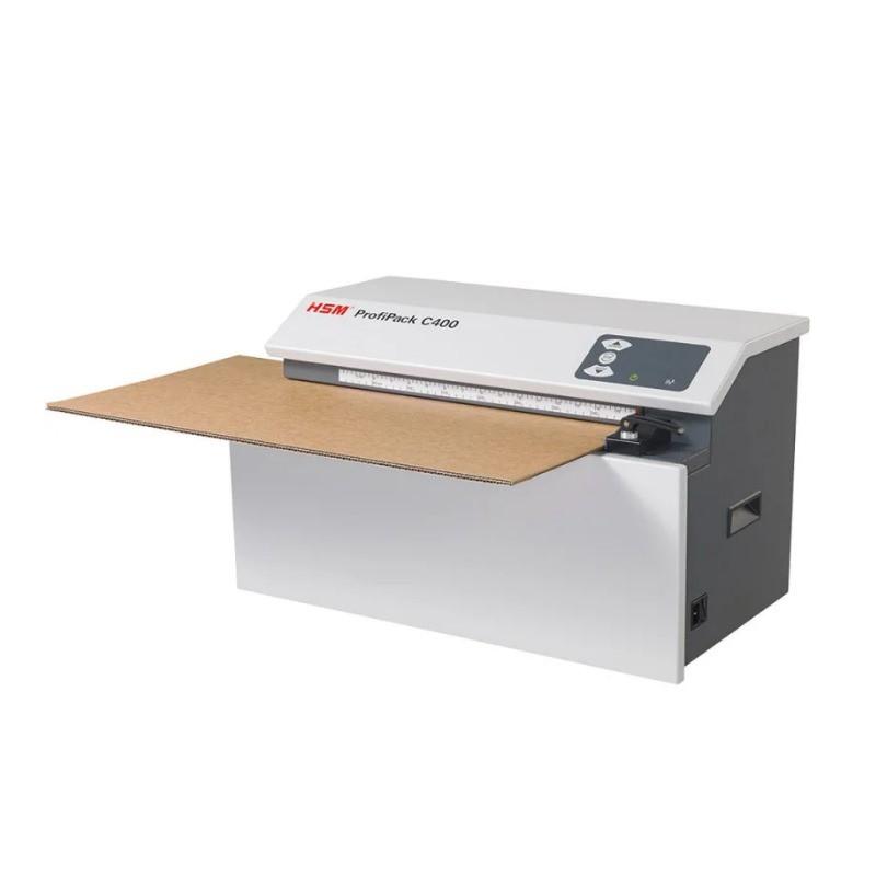 德國HSM ProfiPack C400桌上型工業用蜂巢紙墊機/紙箱碎紙機