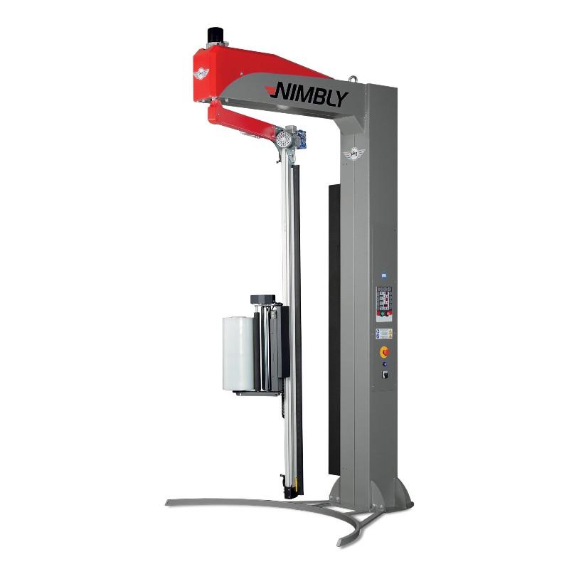 NIMBLY-懸臂式裹膜機