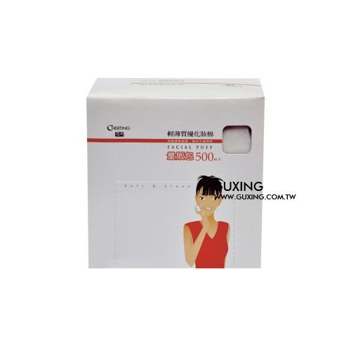 雪婷化妝棉*500片