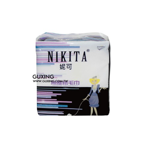 NIKITA紙毛巾*50入