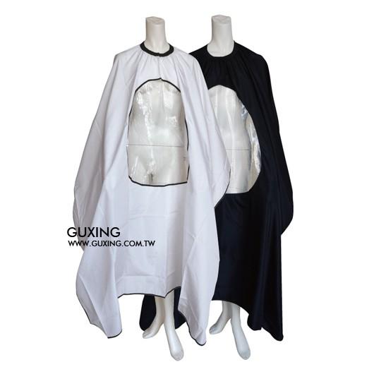 心型透明圍巾*勾式
