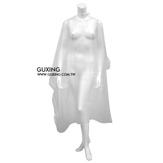 白色透明圍巾104*川
