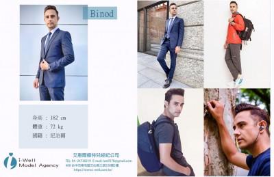 Binod md card
