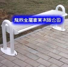 [D-009]-金屬公園椅