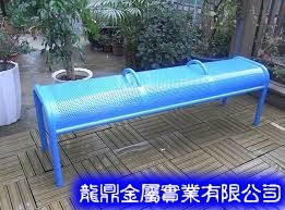 [D-003]-金屬公園椅