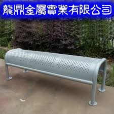 [D-002]-金屬公園椅