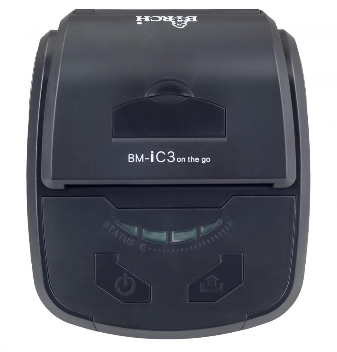 bluetooth portable printer ios bmic3