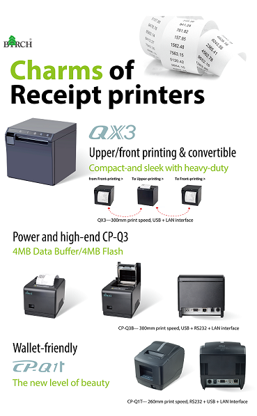 2020-3-25 Receipt printer DM--mini