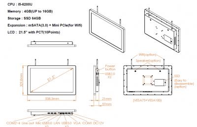 SED-21.5 panel system 20908-min