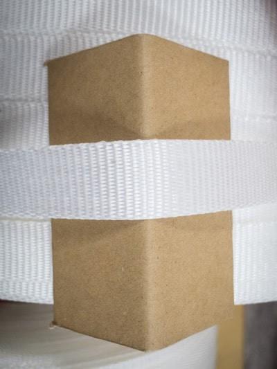 紙護角/角紙 搭配纖維帶/複合帶3