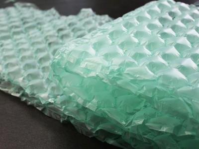 MINIAIR EASI WRAPPER 葫蘆型 膠膜 40cm寬 填充 氣墊 氣袋 原廠 強力氣泡布 2