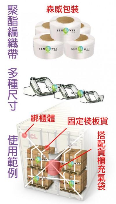 安全編織打包帶/複合打包帶 2