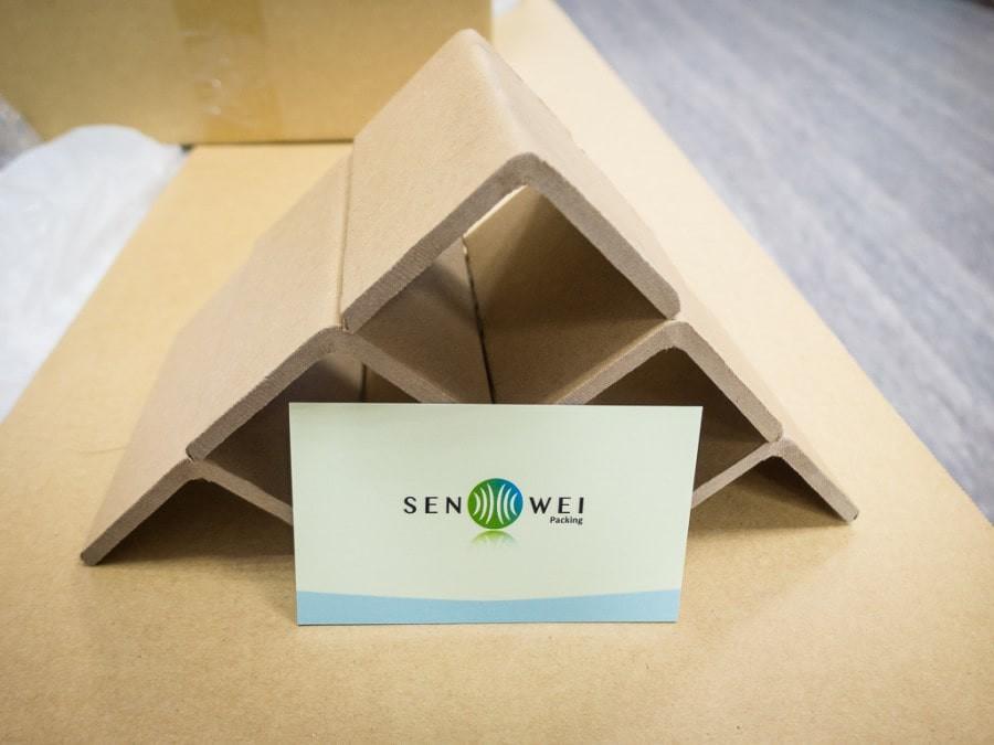 紙護角/角紙 搭配纖維帶/複合帶 專用