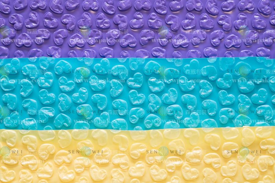 新款 愛心氣泡布/氣泡帶/氣泡紙