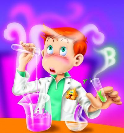 科學實驗-國中