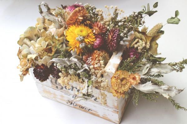【乾燥花盒】
