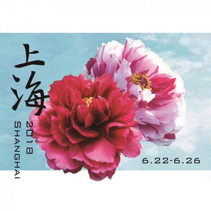 【2018 6.22-26. 上海幸福.花香.人文遊學團】