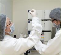 high performance liquid chromatography; HPLC