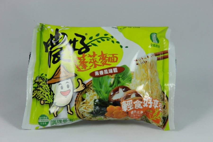 全國農會農好蓬萊麵(素食)