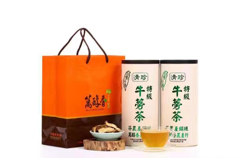 牛蒡茶(單罐)
