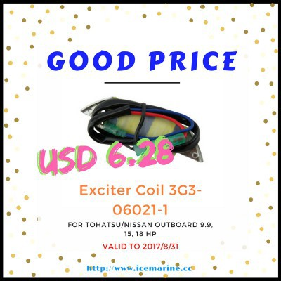 Special Price for Exciter Coil 3G3-06021-1