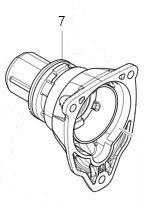 牧田DFS452齒輪箱