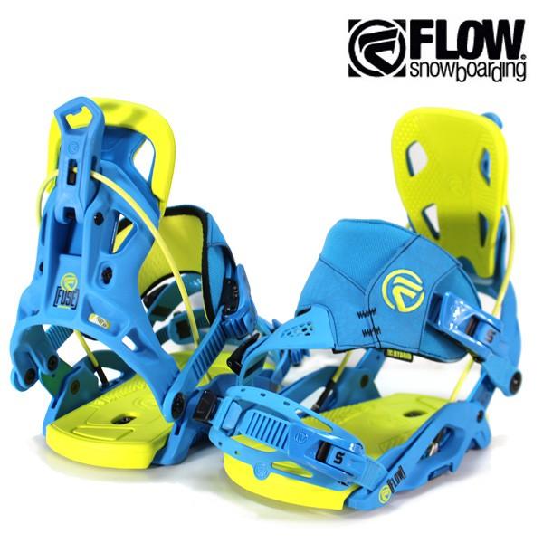 FLOW_Hybrid Fuse Snowboard Binding