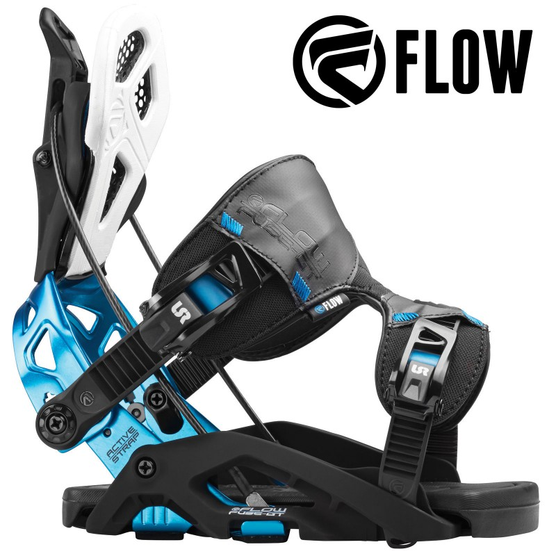 FLOW_Fusion Fuse-GT Snowboard Binding