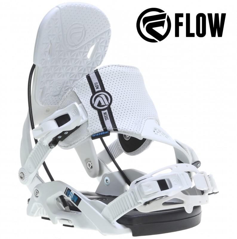 FLOW_Fusion Nexus Snowboard Binding