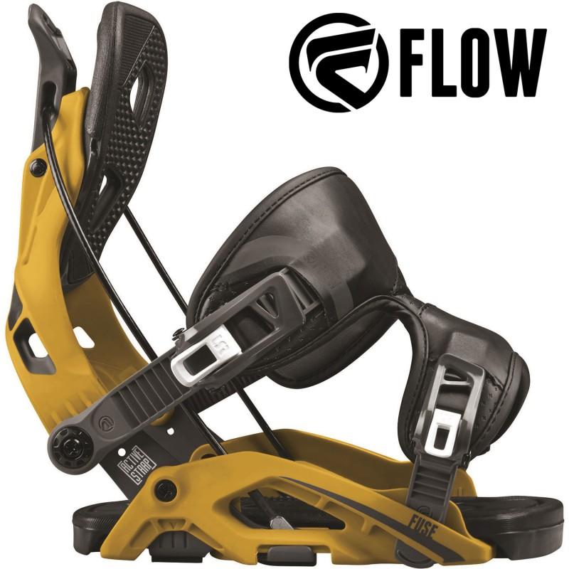 FLOW_Fusion Fuse Snowboard Binding