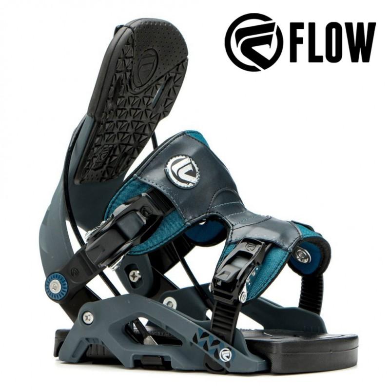 FLOW_Hybrid Juno Snowboard Binding