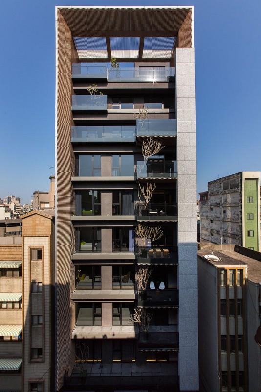 集合住宅設計案