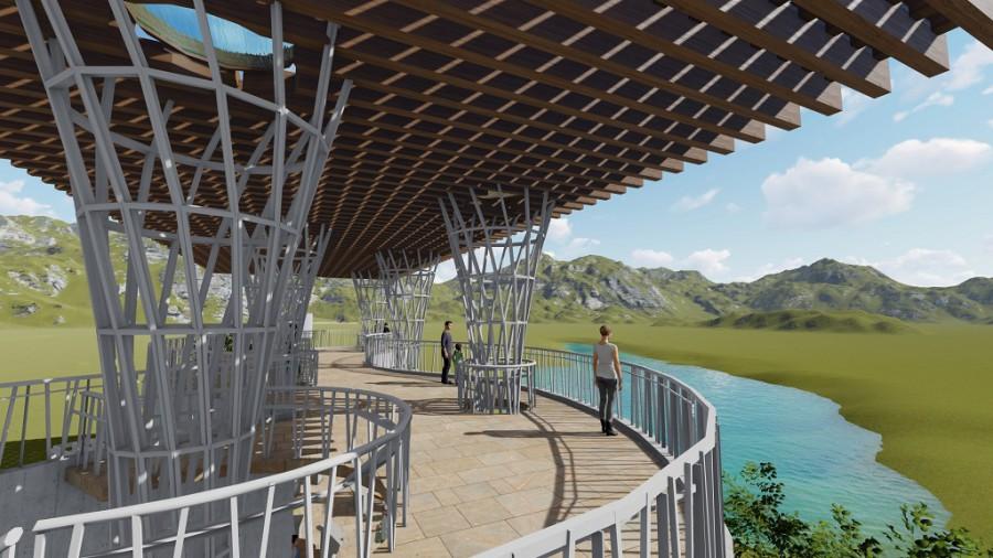 萬里區休閒農場設計案